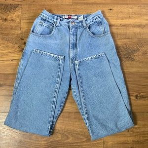 Vintage Mom Jeans Sz 10 Light Wash
